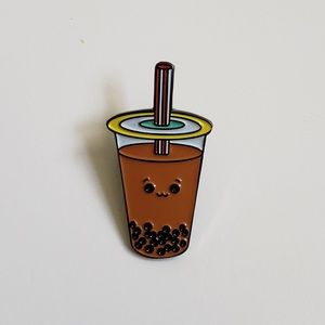 Jewelry - Bubble Tea Pin